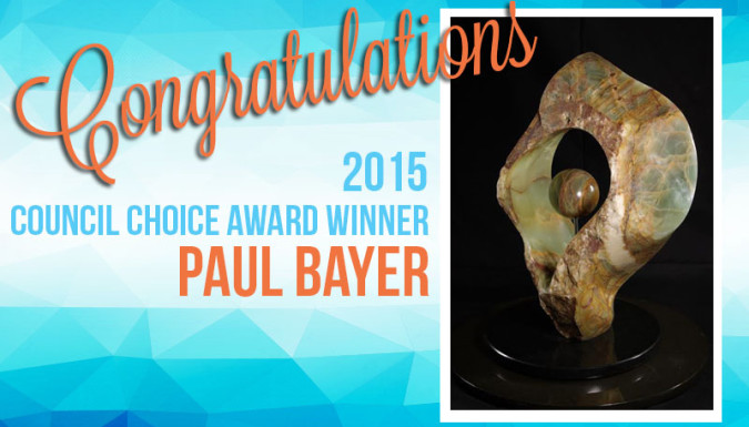 Congratulations, Paul Bayer!