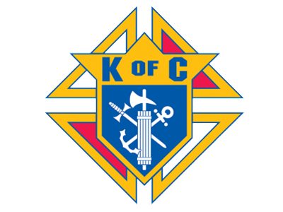 K of C Fairview Heights Logo | Midwest Salute to the Arts Festival Sponsors