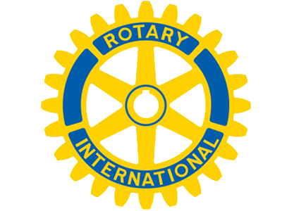 Rotary International Logo | Midwest Salute to the Arts Festival Sponsors