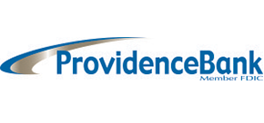 Providence Bank Logo | Midwest Salute to the Arts Festival Sponsors
