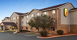 Super 8 Fairview Heights Location | Midwest Salute to the Arts Festival Hotels
