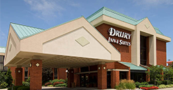 Drury Inn & Suites Fairview Heights Hotel Location | Midwest Salute to the Arts Festival Hotels