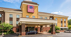 Comfort Suites Fairview Heights Hotel Location | Midwest Salute to the Arts Festival Hotels