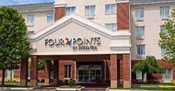 Four Points Sheraton Fairview Heights Hotel Location | Midwest Salute to the Arts Festival Hotels