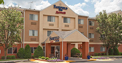 Fairfield Inn Marriott Fairview Heights Hotel Location | Midwest Salute to the Arts Festival Hotels
