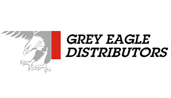 Grey Eagle Distributors Logo | Midwest Salute to the Arts Festival Sponsors