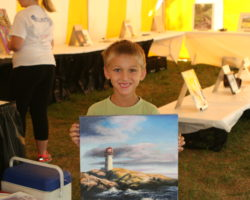 Children's Creation Station and Gallery | Midwest Salute to the Arts Festival
