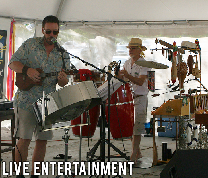 Live Entertainment Image | Midwest Salute to the Arts Festival
